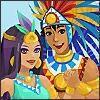 лого игры Драгоценности ацтеков