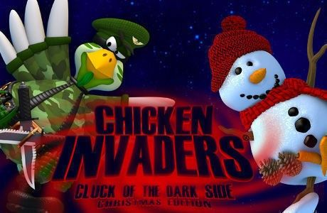 Вторжение кур 5. Темный клюв. Christmas Edition