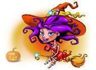 Подробнее об игре Спасите Хэллоуин. Город ведьм
