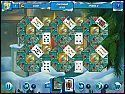 Бесплатная игра Солитер Джек Мороз. Зимние приключения 3 скриншот 5