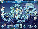 Бесплатная игра Солитер Джек Мороз. Зимние приключения 3 скриншот 6